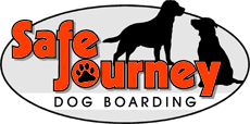 Safe Journey Dog Boarding Logo